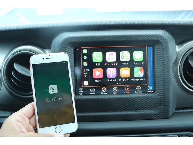グラディエーター スポーツS 新車並行車 アップルカープレイ(18枚目)