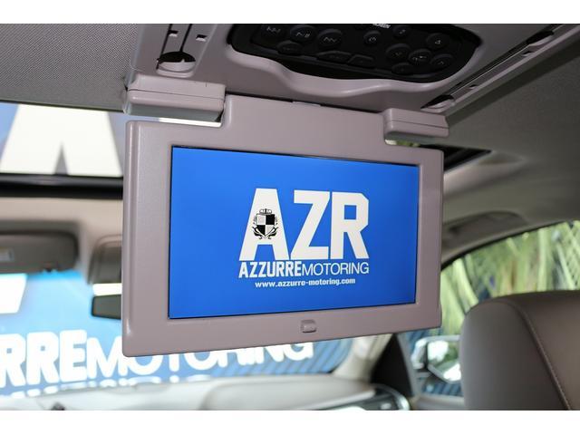 フリップダウンモニター装備!リア席に座られる方もドライブ中お楽しみ頂けます。