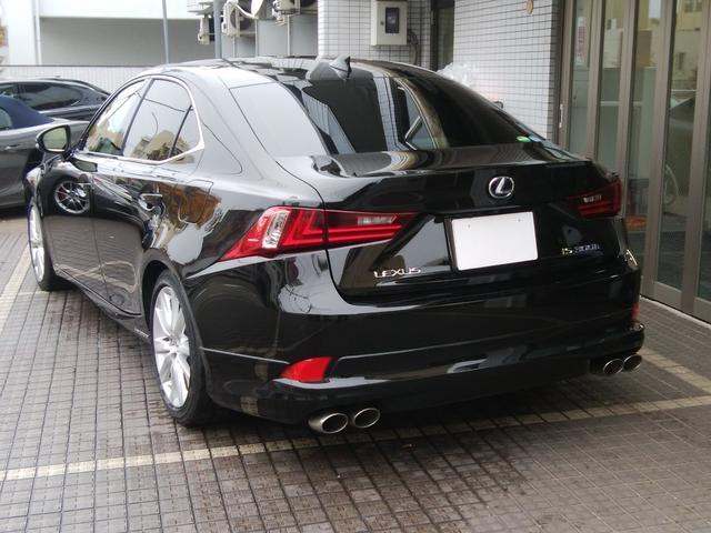 「レクサス」「IS」「セダン」「愛知県」の中古車5