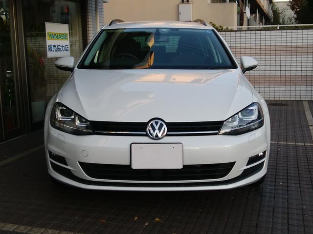 「フォルクスワーゲン」「VW ゴルフヴァリアント」「ステーションワゴン」「愛知県」の中古車2