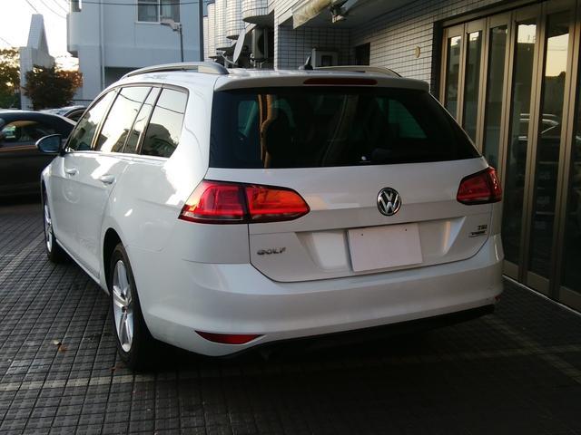 「フォルクスワーゲン」「VW ゴルフヴァリアント」「ステーションワゴン」「愛知県」の中古車5