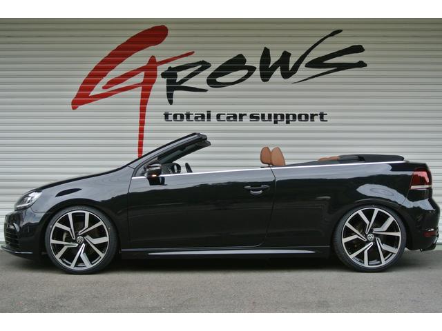 「フォルクスワーゲン」「VW ゴルフカブリオレ」「オープンカー」「岐阜県」の中古車4