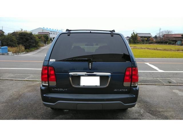 「リンカーン」「リンカーン アビエーター」「SUV・クロカン」「愛知県」の中古車3
