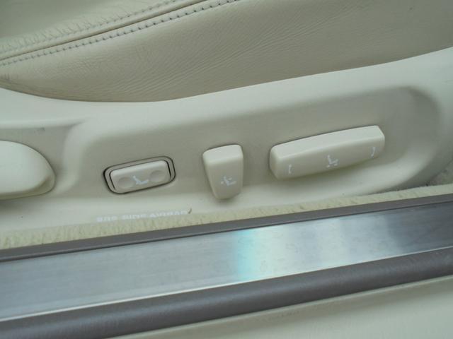 430SCV ベージュレザー マークレビンソン 電動オープン(9枚目)