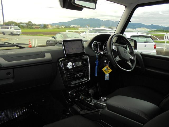 G350 ブルーテック ロング ディーゼル AMGカスタム(11枚目)