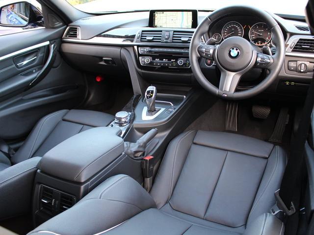 BMW BMW 320dMスポーツ LEDヘッド ACC 黒革 地デジ 保証