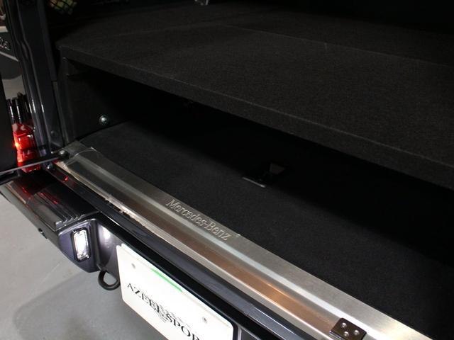G350d ラグジュアリーPKG 17年モデル 茶革 保証付(16枚目)