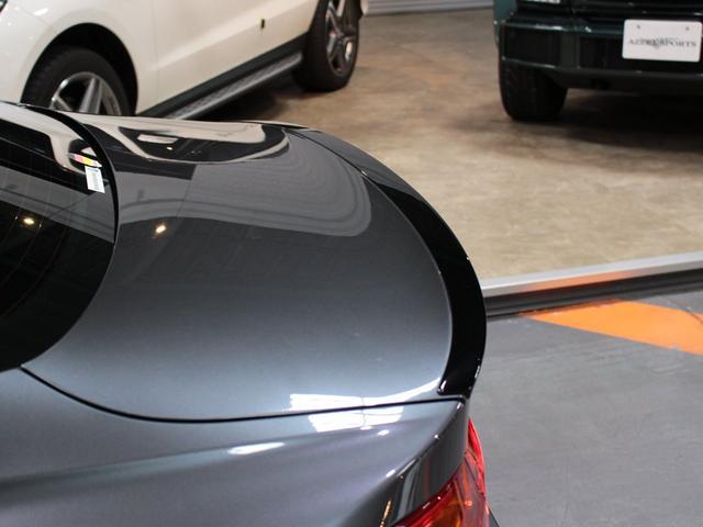 435iクーペ Mスポーツ オプションLEDヘッド フォグ 赤革シートH ACC追従クルコン インテリセーフ RDW カーボンリップ 黒ドアミラー Mパフォ黒グリル Rスポ OP19AW(4本新品タイヤ) スマートキー 禁煙(8枚目)