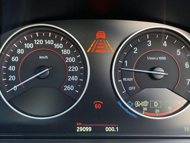 435iクーペ Mスポーツ オプションLEDヘッド フォグ 赤革シートH ACC追従クルコン インテリセーフ RDW カーボンリップ 黒ドアミラー Mパフォ黒グリル Rスポ OP19AW(4本新品タイヤ) スマートキー 禁煙(30枚目)