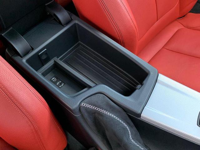 435iクーペ Mスポーツ オプションLEDヘッド フォグ 赤革シートH ACC追従クルコン インテリセーフ RDW カーボンリップ 黒ドアミラー Mパフォ黒グリル Rスポ OP19AW(4本新品タイヤ) スマートキー 禁煙(36枚目)