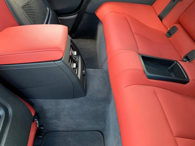 435iクーペ Mスポーツ オプションLEDヘッド フォグ 赤革シートH ACC追従クルコン インテリセーフ RDW カーボンリップ 黒ドアミラー Mパフォ黒グリル Rスポ OP19AW(4本新品タイヤ) スマートキー 禁煙(45枚目)