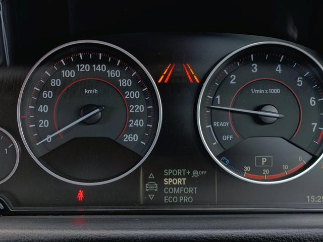 435iクーペ Mスポーツ オプションLEDヘッド フォグ 赤革シートH ACC追従クルコン インテリセーフ RDW カーボンリップ 黒ドアミラー Mパフォ黒グリル Rスポ OP19AW(4本新品タイヤ) スマートキー 禁煙(50枚目)