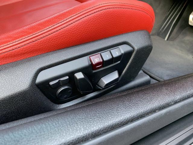 435iクーペ Mスポーツ オプションLEDヘッド フォグ 赤革シートH ACC追従クルコン インテリセーフ RDW カーボンリップ 黒ドアミラー Mパフォ黒グリル Rスポ OP19AW(4本新品タイヤ) スマートキー 禁煙(59枚目)