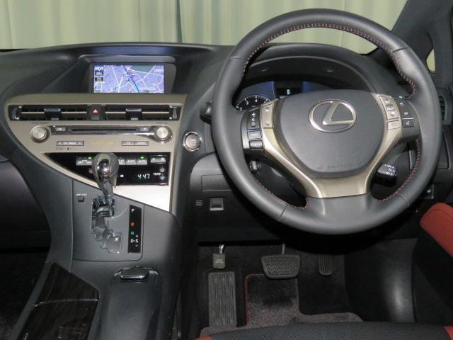 レクサス RX RX270ラディアント エアロスタイル