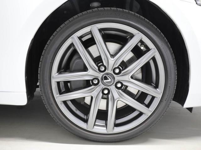 IS350 Fスポーツ ドライブレコーダー 三眼フルLEDヘッドランプ レクサスセーフティセンス ブラインドスポットモニター クリアランスソナー&バックソナー F専用ブラックレザーシート(18枚目)