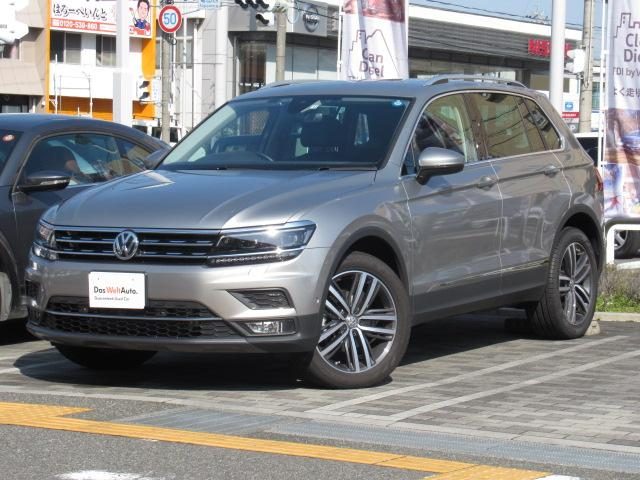TDI Highline 4MOTION(5枚目)