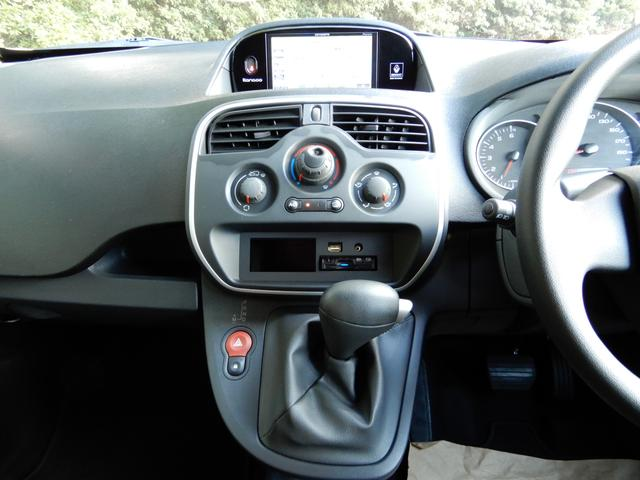 ルノー ルノー カングー アクティフ 社外ナビ ETC ドライブレコーダー