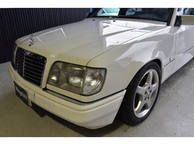 E320 左H 黒革 SR AMG17アルミ ユーザー買取車(5枚目)
