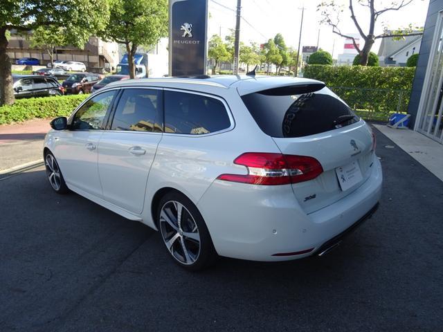 SW GT ブルーHDi ムーンルーフ CarPlay(8枚目)