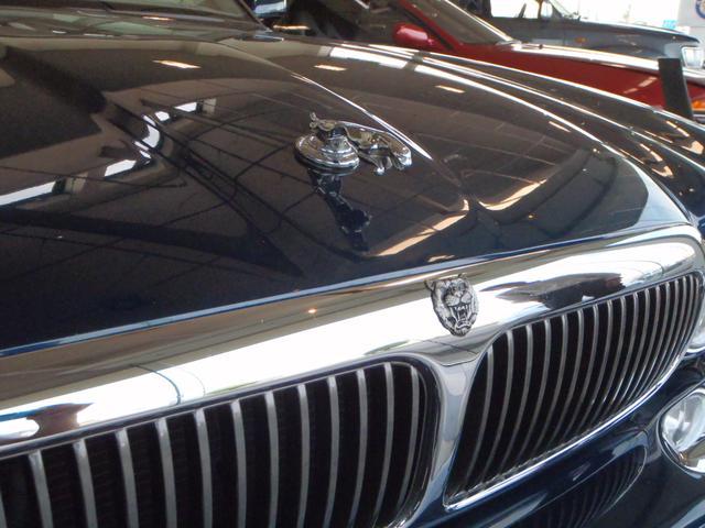 ジャガー ジャガー XJ エグゼクティブ3.2-V8 ワンオーナー車 革 記録簿