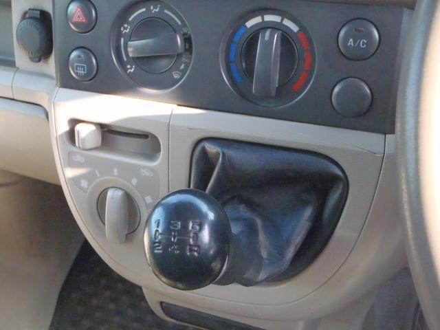PC 5速 4WD MT・クラッチOH 前席パワーウインドウ(5枚目)
