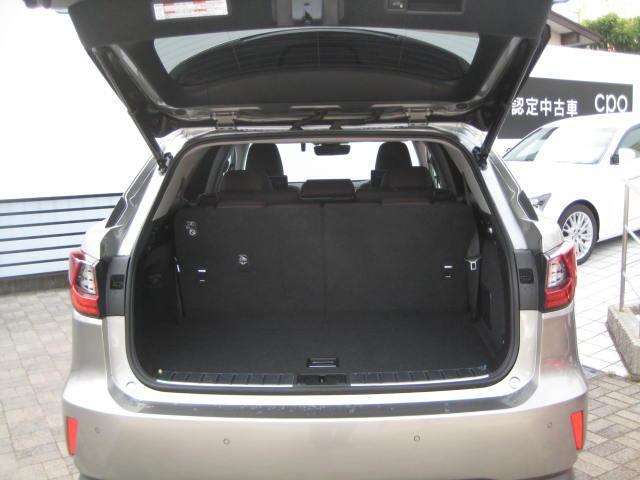 RX450hL VER-L AWD(16枚目)