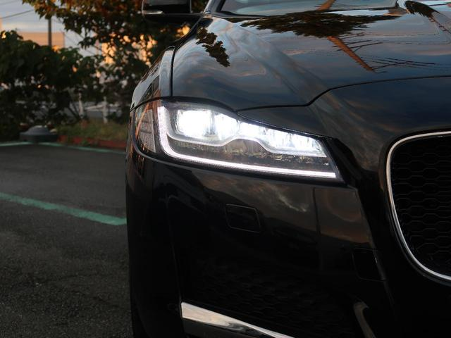 XF プレステージ 認定 1オーナー 黒革 LEDヘッド(4枚目)