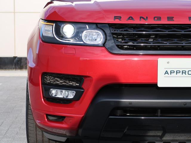 HST 認定 サンルーフ ブラックルーフ 前席ベンチレーション 前席シートヒーター&クーラー フル液晶メーター サテンブラック21インチホイール 赤黒革シート ブラインドスポットモニター(13枚目)