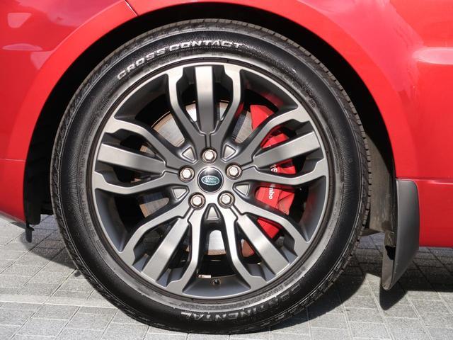 HST 認定 サンルーフ ブラックルーフ 前席ベンチレーション 前席シートヒーター&クーラー フル液晶メーター サテンブラック21インチホイール 赤黒革シート ブラインドスポットモニター(14枚目)