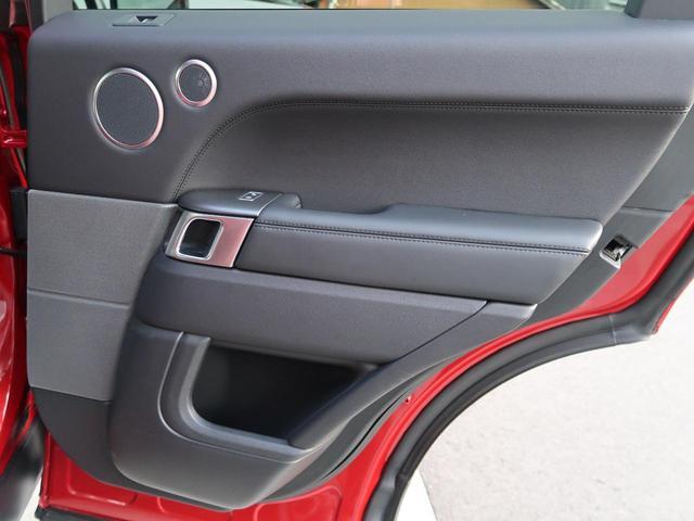 HST 認定 サンルーフ ブラックルーフ 前席ベンチレーション 前席シートヒーター&クーラー フル液晶メーター サテンブラック21インチホイール 赤黒革シート ブラインドスポットモニター(56枚目)