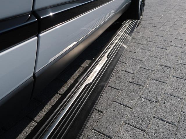 ヴォーグ 認定 ブラックパック ブラックコントラストルーフ パノラミックルーフ 電動サイドステップ 21インチAW ベンチレーション&シートヒーター ACC イージークローザー(6枚目)