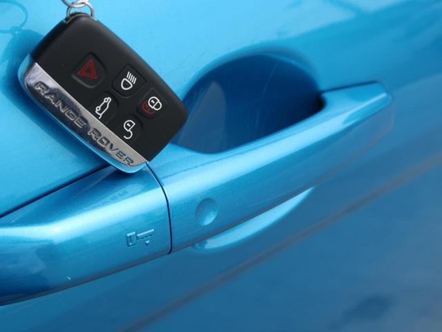 ランドマークエディション 認定 特別仕様車 パノラミックルーフ グレーコントラストルーフ SSDナビ 黒革 前席シートヒーター MERIDIAN 360°カメラ 専用19AW LDW AEB スマートキー(29枚目)
