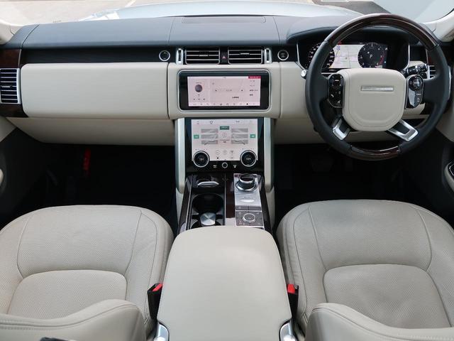 ヴォーグ 認定 ピクセルLEDヘッドライト ガラスルーフ パークアシスト MERIDIANサウンド ACC メモリー付きパワーシート 全席シートヒーター&フロントクーラー エアサスペンション(2枚目)