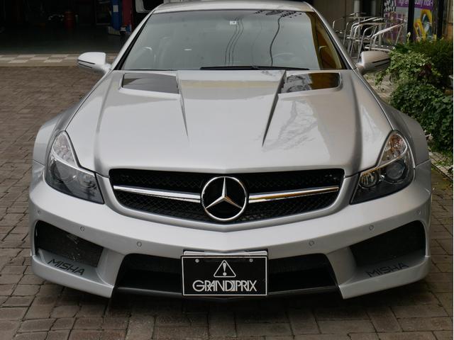 「メルセデスベンツ」「SLクラス」「オープンカー」「愛知県」の中古車2