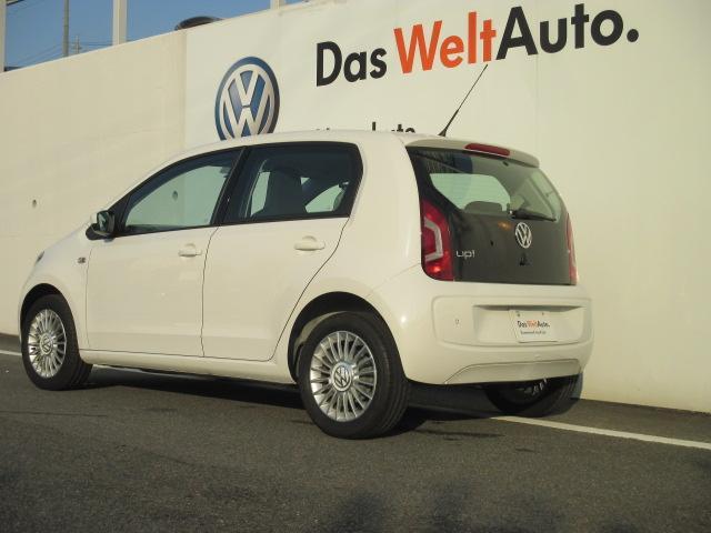 フォルクスワーゲン VW アップ! high up! 4Door