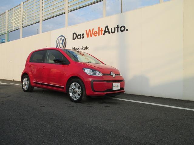 フォルクスワーゲン VW アップ! with beats 4Door