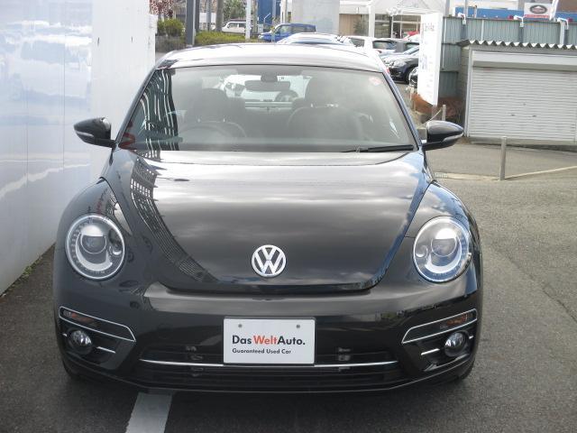 フォルクスワーゲン VW ザ・ビートル Design Leather