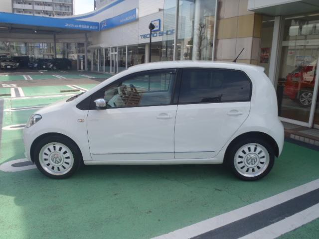 「フォルクスワーゲン」「up!」「コンパクトカー」「愛知県」の中古車4