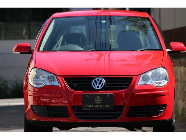 フォルクスワーゲン VW ポロ 1.4 コンフォートライン 08yモデル