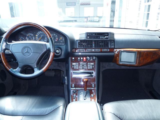 S500L AMGエアロ ワンオーナー ウッドインテリア(8枚目)