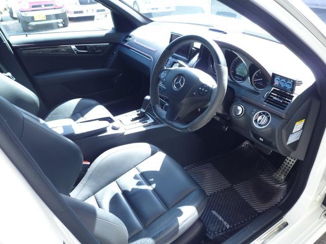 C63 AMGパフォーマンスプラス 限定車487ps(16枚目)