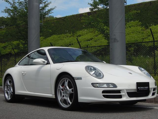 911カレラ4S ティプトロニックS 4WD06モデル SR(2枚目)