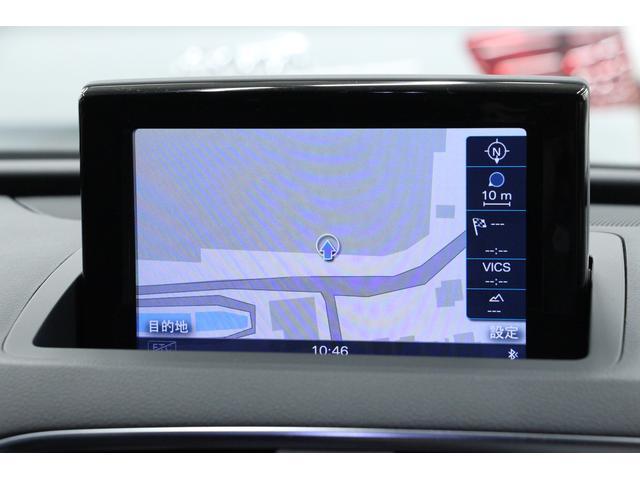 MMIナビゲーション。カラーディスプレイに、Bluetooth接続によるハンズフリー通話機能、音楽再生機能等を搭載しています。