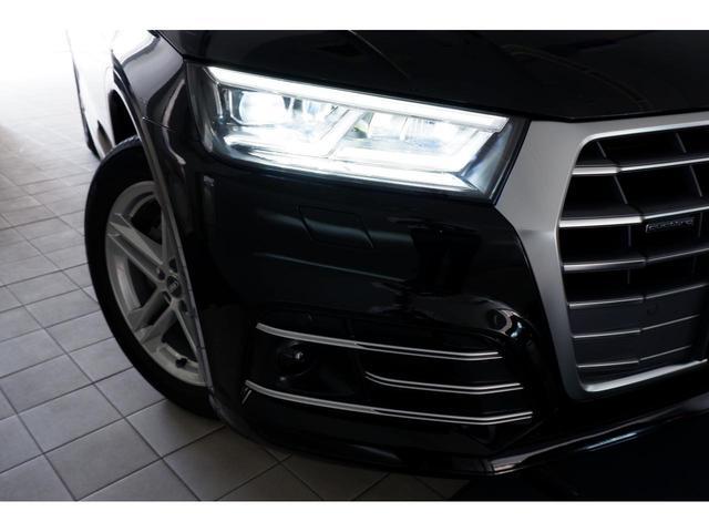 マトリクスLEDは対向車や前方の車両を直接照らすことを避け、必要に応じて周囲の人や車をピンポイントで照射します。