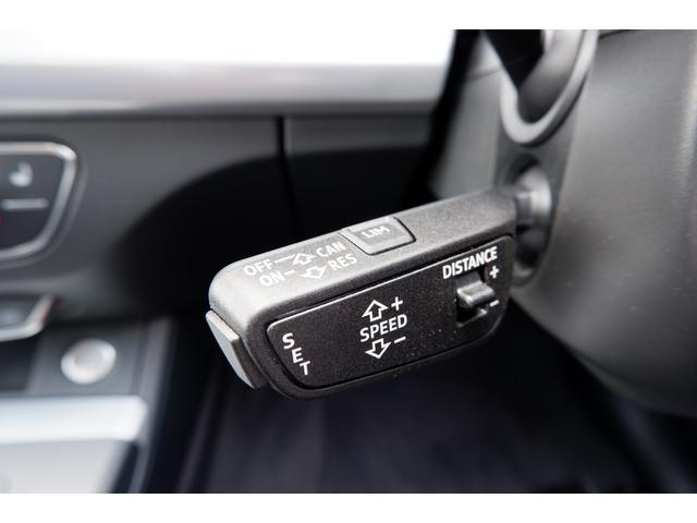 レーザーセンサーで前方車両を検知しブレーキやアクセル操作を一定に維持する「アダプティブクルーズコントロール」を装備しています。高速道路などで快適なロングドライブをサポートします。