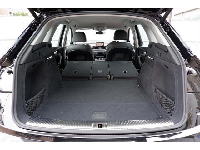 リヤシートを前方に倒せば大容量のラゲッジスペースへと生れ変ります。