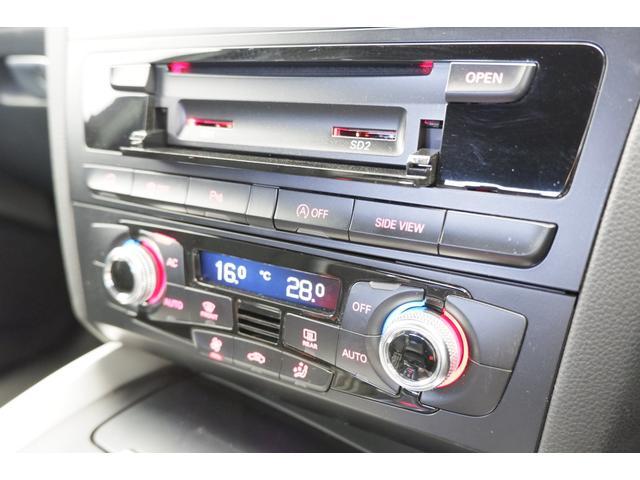 フルオートエアコンディショナーを装備しております。左右独立型でお好みの温度に設定可能です。