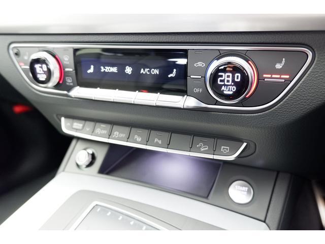 3ゾーンオートマチックエアコンディショナーを装備しております。シートヒーター完備ですので寒い時期も快適にお過ごし頂けます。