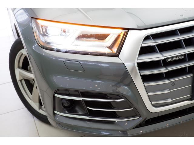 ダイナミックターンインジケーターは周囲に対して光のウェーブで車が曲がる方向を表示します。