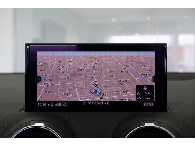 30TFSIスポーツ 元社有車 ナビTV 革シート バーチャルC Pテールゲート アシスタンスPKG リヤカメラ LEDライト(16枚目)